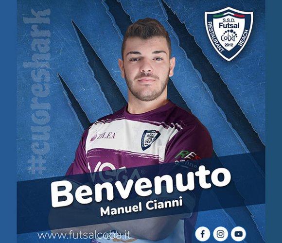 Interista a Manuel Cianni (Futsal Cobà)