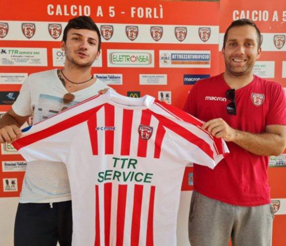 Forlì: dalla Futsal Cesena arriva il centrale Manuel Salvatore