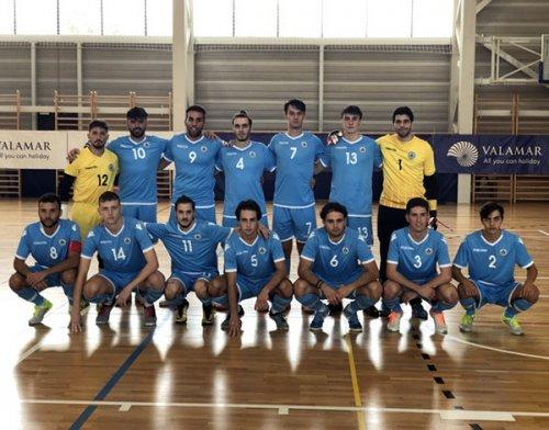 Futsal Week Summer Cup, MD3 | Montenegro - San Marino 4-2
