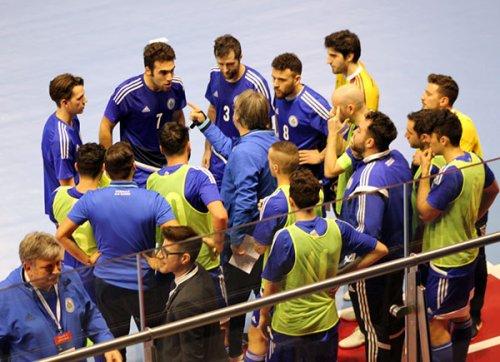 Nazionale, futsal sammarinese: tre sedute a settimana con la Danimarca nel mirino