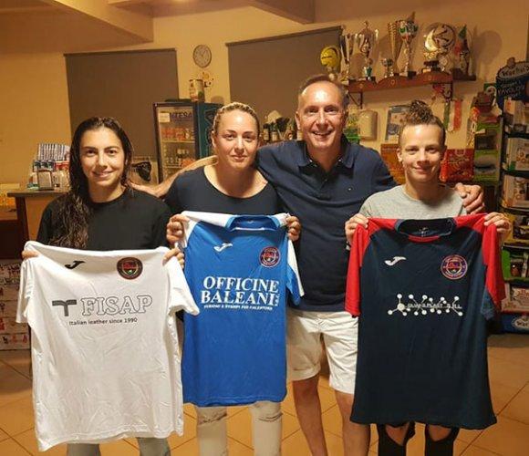 Tris d'acquisti per il Civitanova Dream Futsal