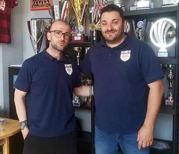 Adam Parutto nuovo allenatore della prima squadra dell'OR Reggio Emilia C5