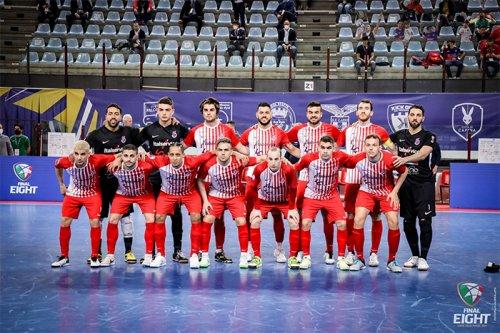 Final Eight, la Coppa Italia è del Pesaro: a Rimini è 5-3 alla Feldi Eboli.