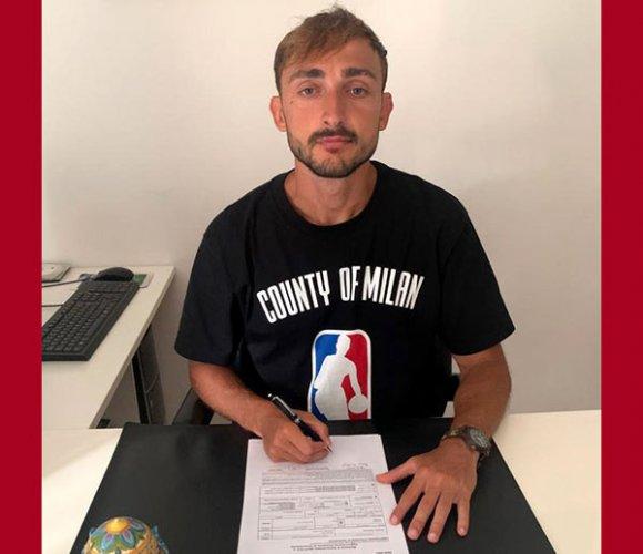 Pietro D'Urso è un nuovo giocatore della Fidentina SSD.