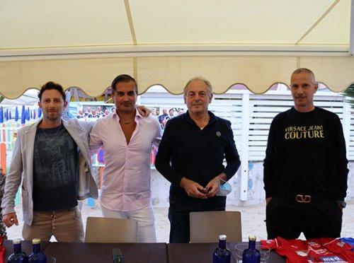 Presentato il nuovo staff dirigenziale e tecnico del Montesicuro Tre colli