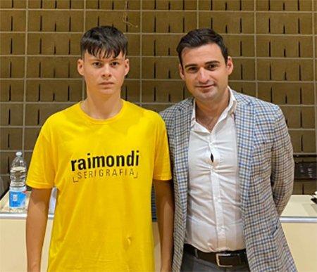 La Futsal Cesena tessera il classe '04 Pritoni