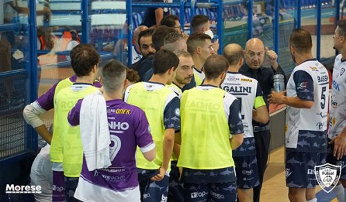 Real San Giuseppe vs Fusal Cobà 6-3