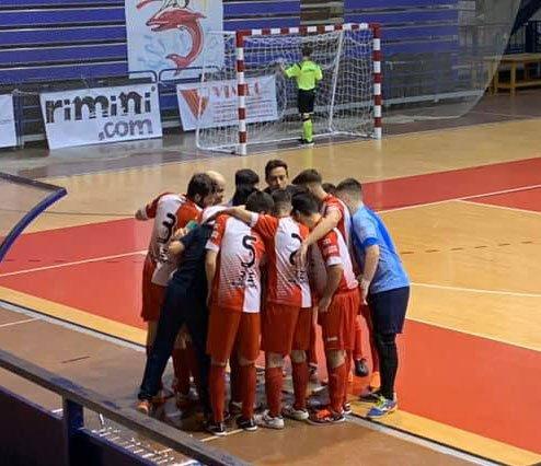 Calcio a cinque Rimini.com vs Balça calcio a 5  2-3