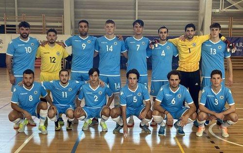 esiti primi due impegni della Nazionale Futsal sammarinese a Porec