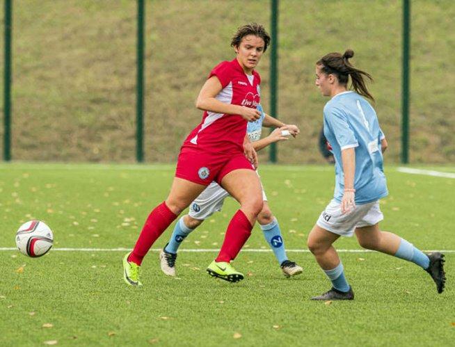 San Marino Academy: Sara D'Orazio passa dal Calcio a 11 al Futsal