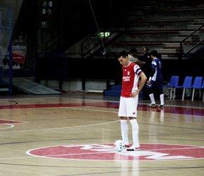 Baraccaluga vs Calcio a 5 Rimini 9-2