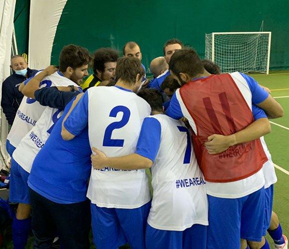 Sporting Valsanterno Calcio a 5, esordio vincente!