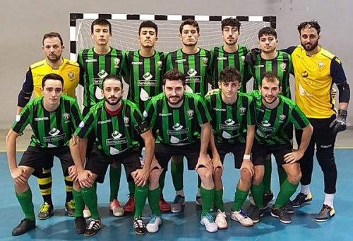 Aposa Fcd - Miti Vicinalis calcio a 5  6-6 (p.t. 2-3)