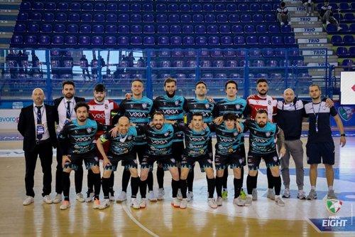 Coppa italia - Fusal Cobà vs Napoli 2-3