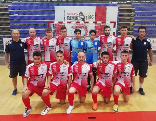 Calcio a 5 Rimini.com - Real Casalgrandese 3-8