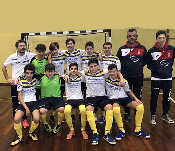 On line le foto 2018-2019 della A.C.D. Santa Sofia Calcio a 5