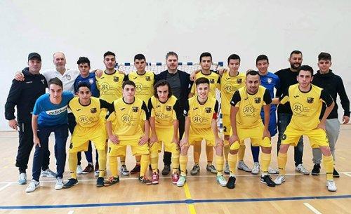 Under19 - Città Giardini Marassi vs Olimpia Regium 7-7