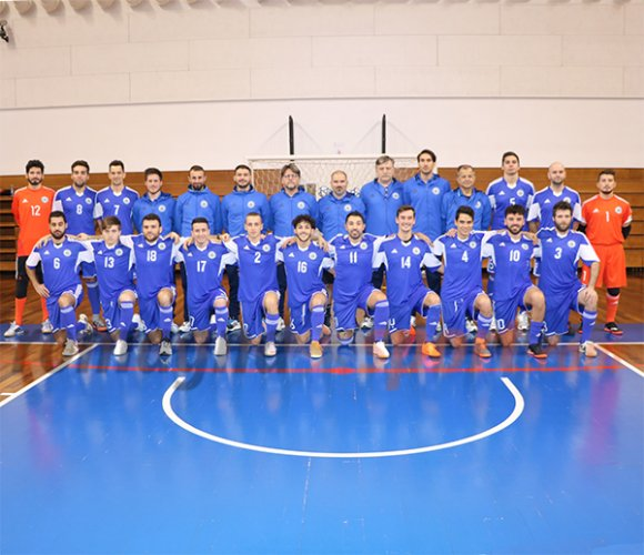 Nel week-end la doppia sfida ad Andorra per la nazionale sammarinese Futsal