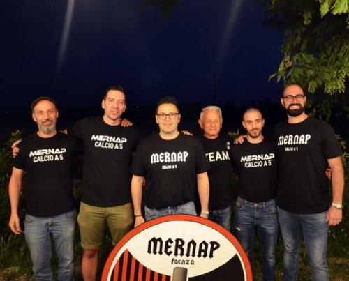 Nuovo staff e rinnovate ambizioni per la Mernap
