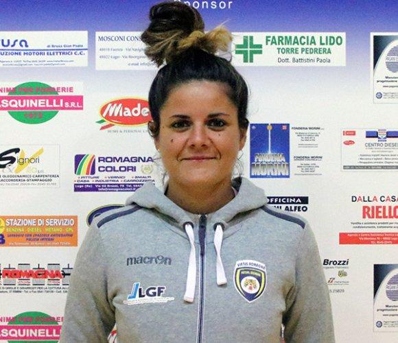 Intervista Susi Faccani (Virtus Romagna)