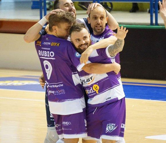 Torna alla vittoria il Futsal Cobà