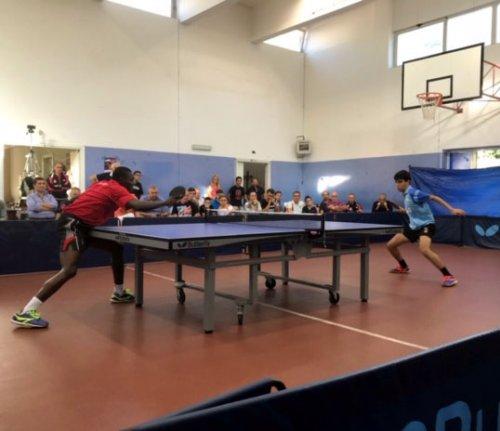Juvenes: Campionati a squadre Tennistavolo