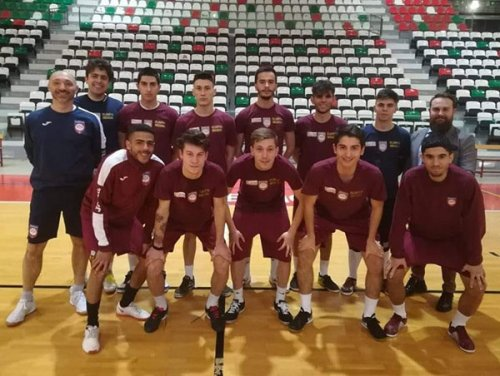 Under 21 Olimpia Regium a Mestre