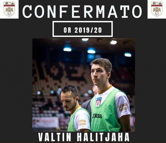 Seconda conferma in casa OR: per l'A2 c'è anche Valtin Halitjaha