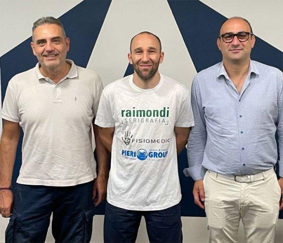 Preso Vignoli: sarà lui il Ministro della Difesa del Futsal Cesena