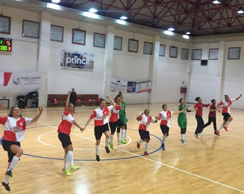 Dorica Torrette vs Virtus Romagna 3-5
