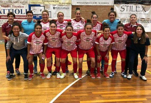 Bagnolo C5 vs Virtus Romagna 2-5