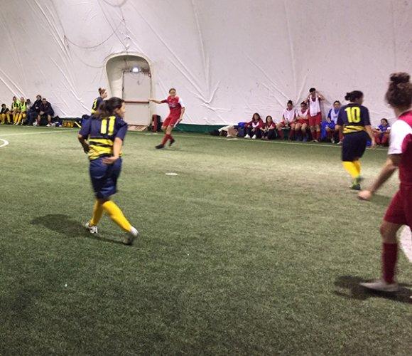 Virtus Romagna vs Riccione 5-0