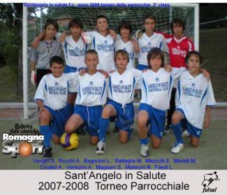 FOTO STORICHE - Sant'Angelo in Salute 2007-08