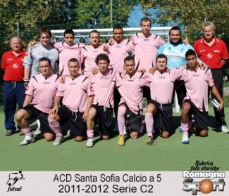 FOTO STORICHE - ACD Santa Sofia Calcio a 5 2011-12