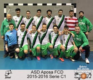 FOTO STORICHE - ASD Aposa 2015-16