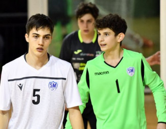 Under 19 - Futsal Cesena - San Marino Academy 8-1