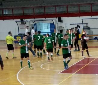 Futsal Fidenza   – Suzzara Futsal: 5-2