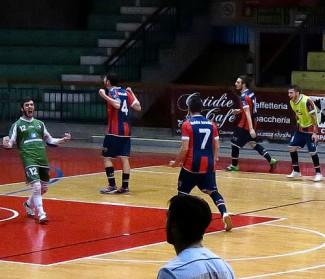 Olimpia Regium vs Imolese   2-3
