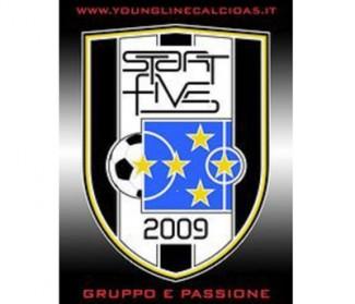 San Gabriele vs Start Five 4-3