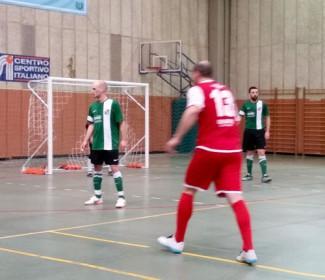 Suzzara Futsal – Baraccaluga: 2-2