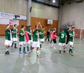 Suzzara Futsal – Eagles Sassuolo A.S.D:  3-2