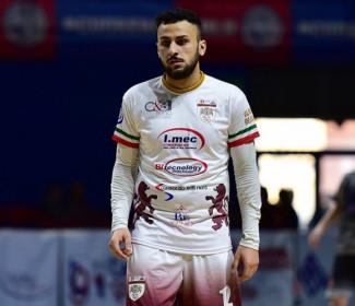 OR Reggio Emilia vs Futsal Pontedera  8-0 (p.t. 4-0)