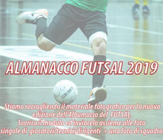 Almanacco Futsal 2019