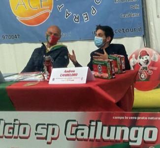 SP Cailungo - Serata conference in compagnia di Andrea Candeloro