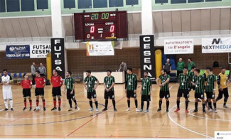 Futsal Cesena - Aposa Fcd  1-3