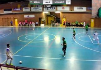 Aposa vs Lavagna 7-5