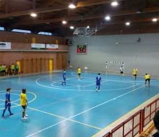 Aposa FCD - Olimpia Regium  6-1