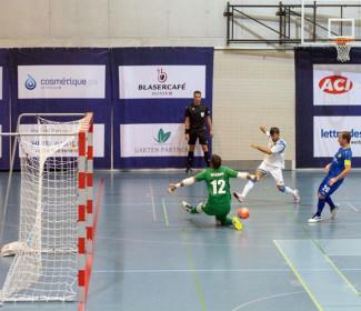 Futsal Champions League: troppo Minerva per il Fiorentino