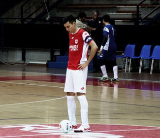 Baraccaluga vs Rimini.com 6-0