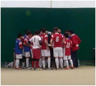 Ass. club  vs calcio a cinque Rimini 3-3